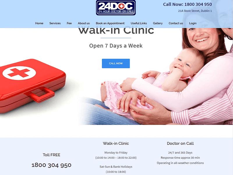24Doc-website